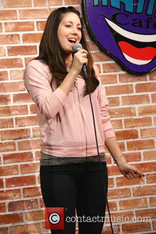 Bethany (MO) United States  city photos gallery : Bethany Dwyer at Ha Ha Cafe Comedy Club Los Angeles California United ...