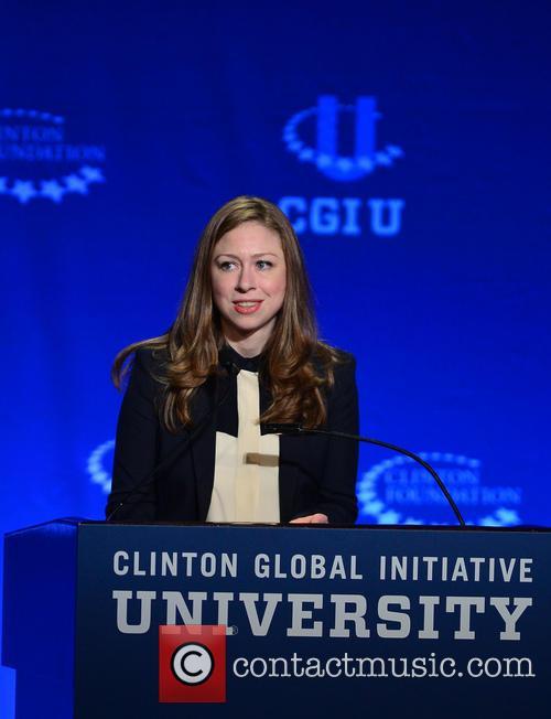 Chelsea Clinton 5