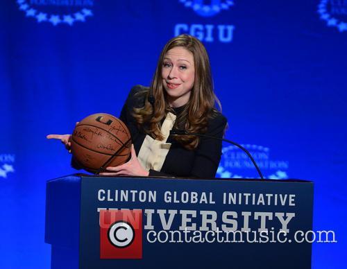Chelsea Clinton 6