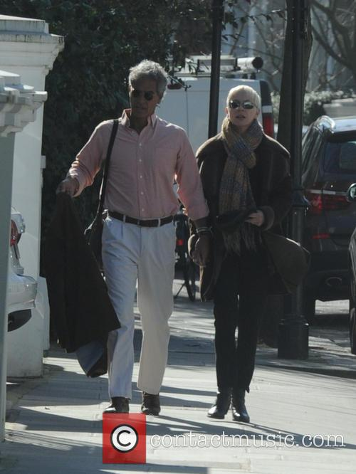 Annie Lennox and Mitchell Besser 2