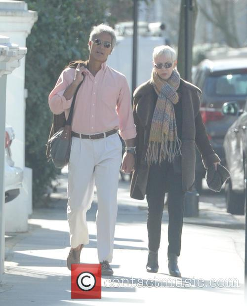 Annie Lennox and Mitchell Besser 4