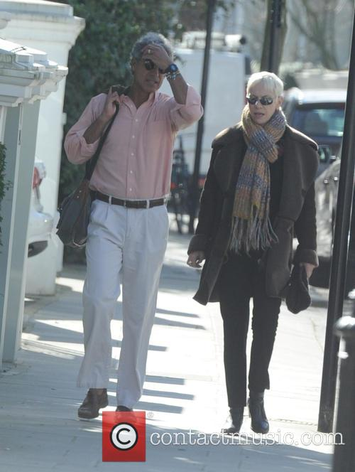 Annie Lennox and Mitchell Besser 5