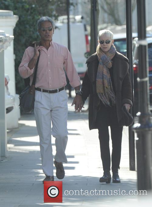 Annie Lennox and Mitchell Besser 6