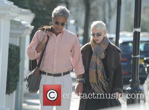 Annie Lennox and Mitchell Besser 7