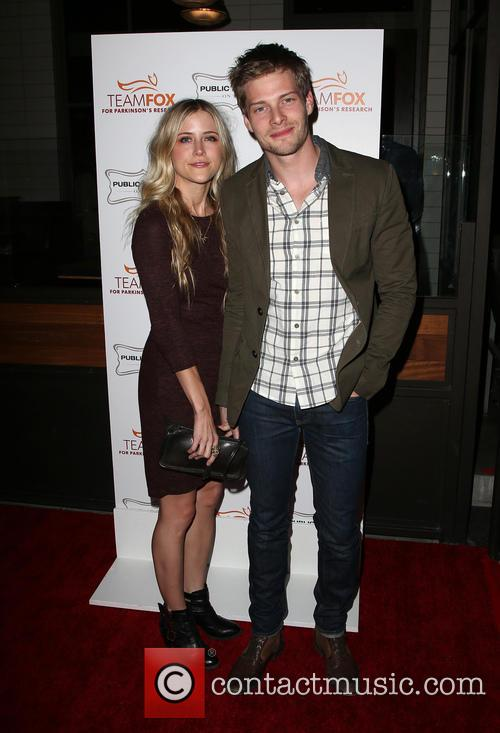 Hunter Parrish and Kathryn Wahl 6