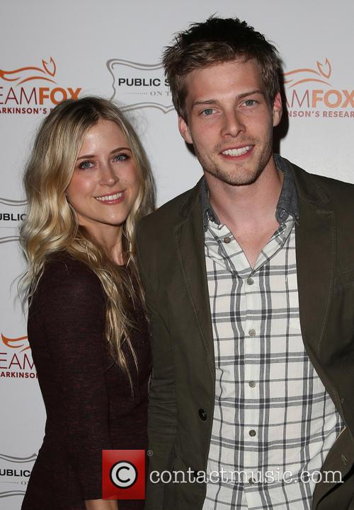 Hunter Parrish and Kathryn Wahl 1
