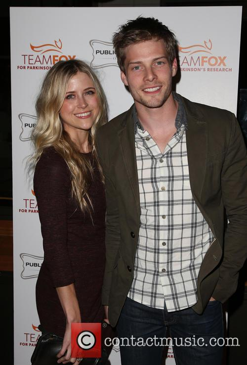 Hunter Parrish and Kathryn Wahl 7