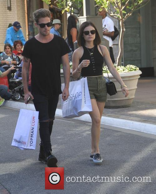 Lucy Hale and Adam Pitts 4