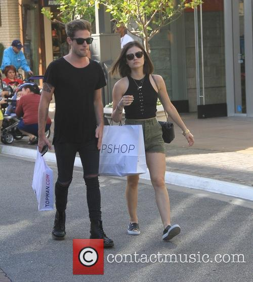 Lucy Hale and Adam Pitts 5