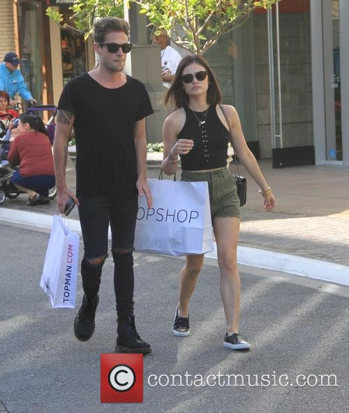 Lucy Hale and Adam Pitts 6