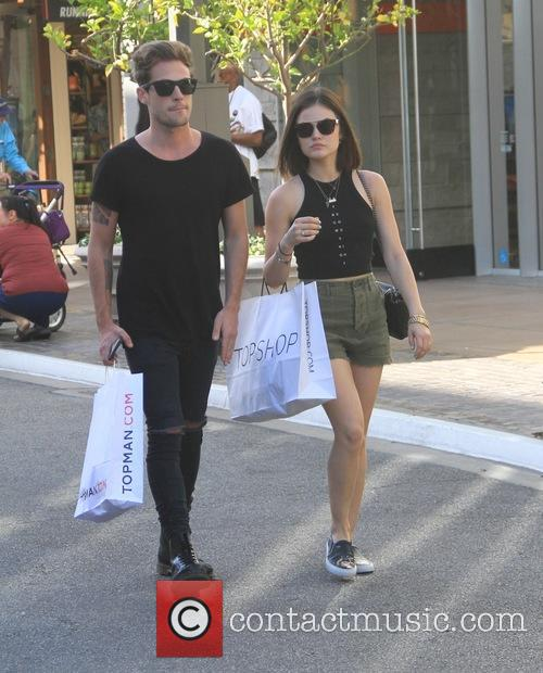 Lucy Hale and Adam Pitts 7