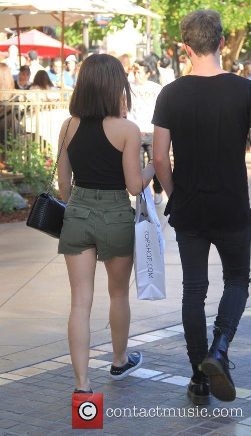 Lucy Hale and Adam Pitts 9
