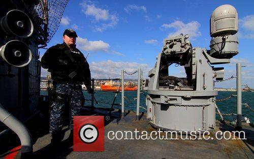 Bulgaria Nato Ships Exercise 8