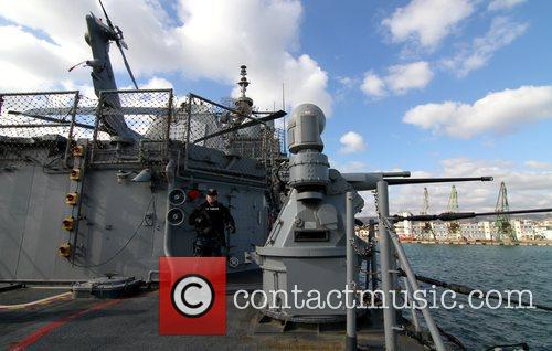 Bulgaria Nato Ships Exercise 9