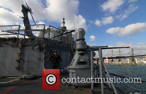 Bulgaria Nato Ships Exercise 1