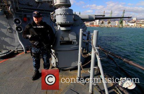 Bulgaria Nato Ships Exercise 10