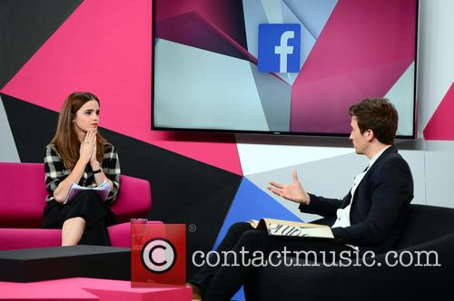 Emma Watson and Greg James 5