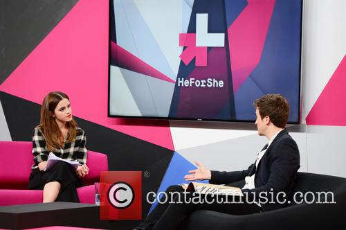 Emma Watson and Greg James 6