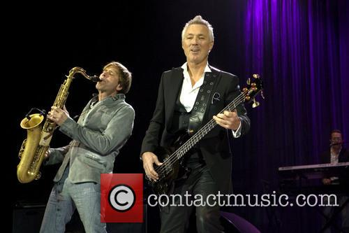 Martin Kemp and Steve Norman 3