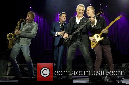 Martin Kemp, Tony Hadley, Gary Kemp and Steve Norman 4