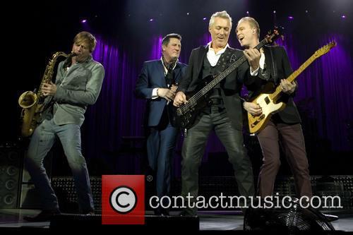 Martin Kemp, Tony Hadley, Gary Kemp and Steve Norman 4