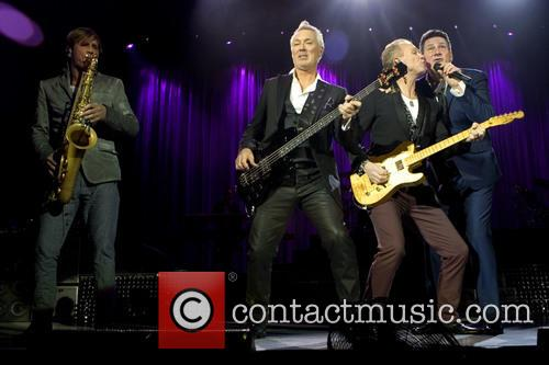 Martin Kemp, Tony Hadley, Gary Kemp and Steve Norman 5