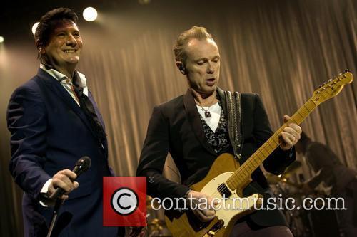Tony Hadley and Gary Kemp 5