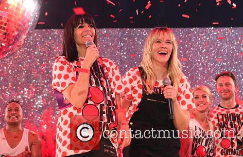 Claudia Winkleman and Edith Bowman 2