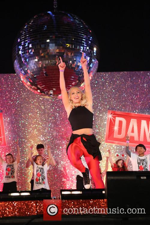 Comic Relief Danceathon and Red Nose Day 2