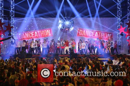 Comic Relief Danceathon and Red Nose Day 4