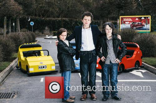 Jeremy Clarkson Richard Hammond, James May and The Stig Lookalikes 3
