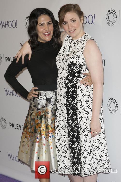 Jenni Konner and Lena Dunham 8