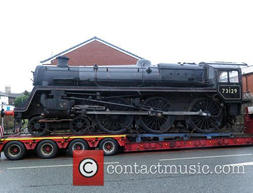 British Railways Engine 73129 2