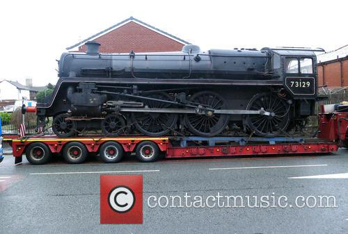 British Railways Engine 73129 3