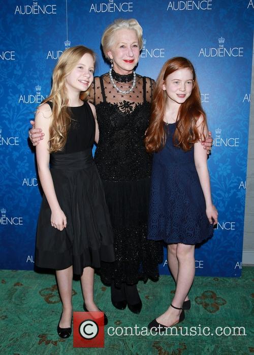 Elizabeth Teeter, Helen Mirren and Sadie Sink 3