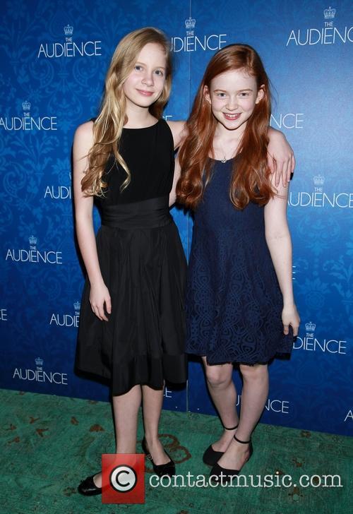 Elizabeth Teeter and Sadie Sink 1