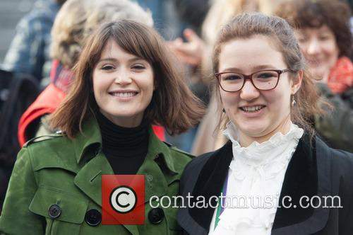 Gemma Arterton and Laura Pankhurst 2