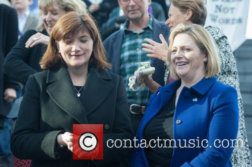 nicky Morgan and Guest 2