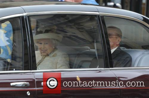 The Duke Of Edinburgh and The Queen 4