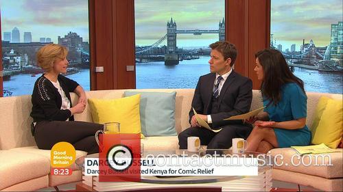 Darcey Bussell, Ben Shepherd and Susanna Reid 7