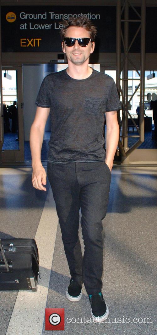Matthew Bellamy 11