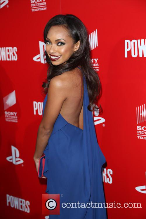 Logan Browning 5