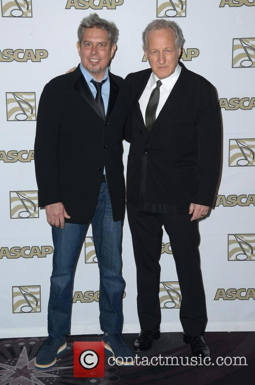Elliot Goldenthal and Michael Mann 2