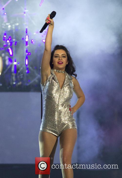 Charli XCX performs live in concert
