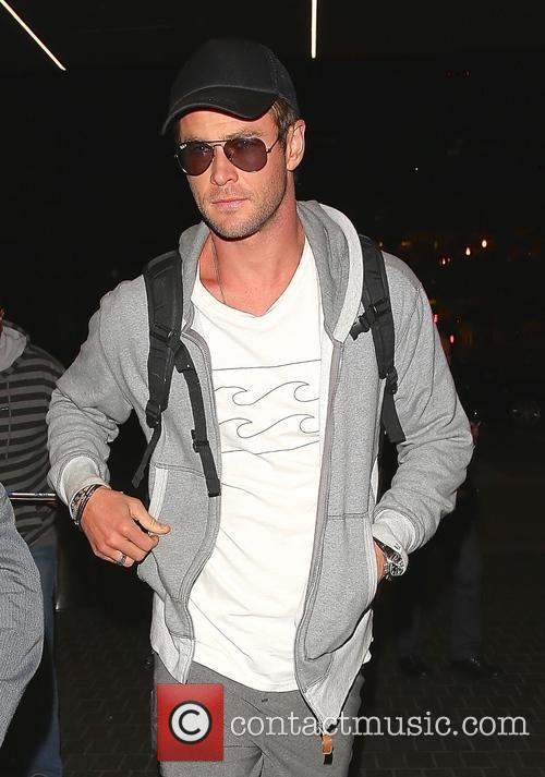 Chris Hemsworth 5