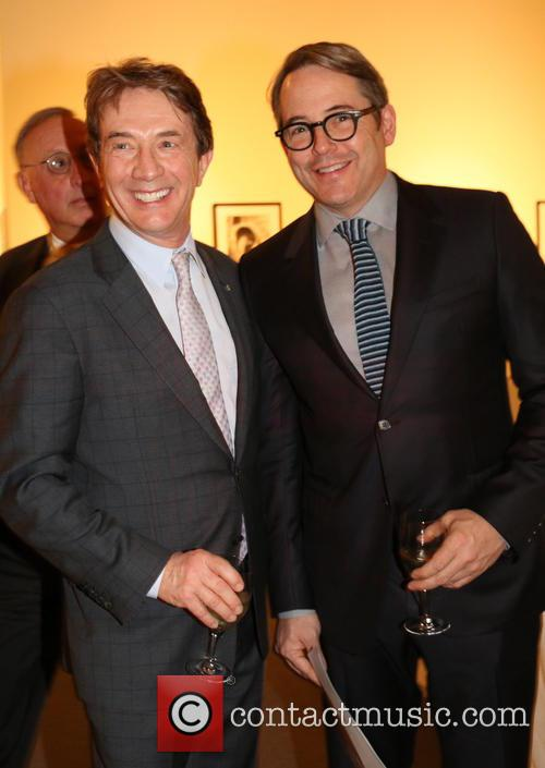 Martin Short and Matthew Broderick 5