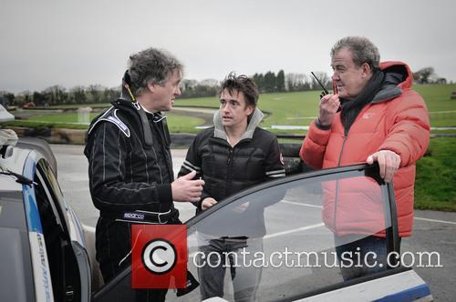 James May, Richard Hammond and Jeremy Clarkson 5