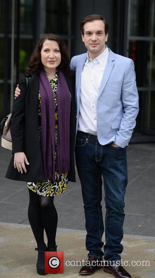 Bianca Nicholas and Alex Larke 9
