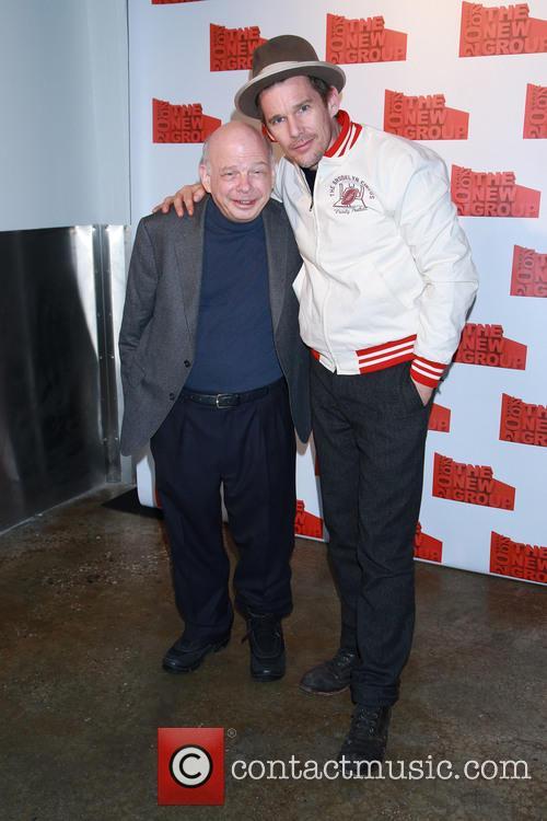Wallace Shawn and Ethan Hawke 1