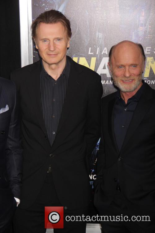 Liam Neeson and Ed Harris 2